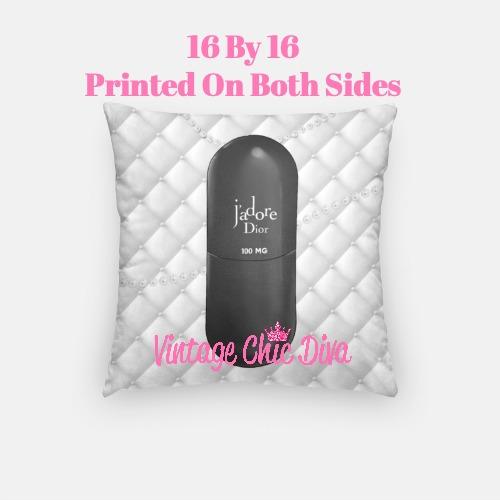 Designer Pill19 Pillow Case-
