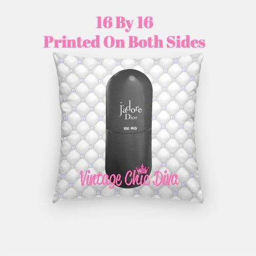 Designer Pill20 Pillow Case-