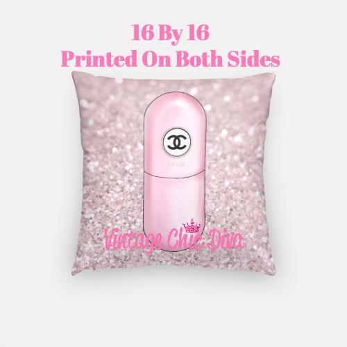 Designer Pill2 Pillow Case-