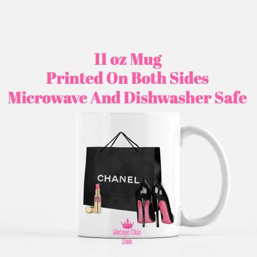 Dior Set1 Coffee Mug-