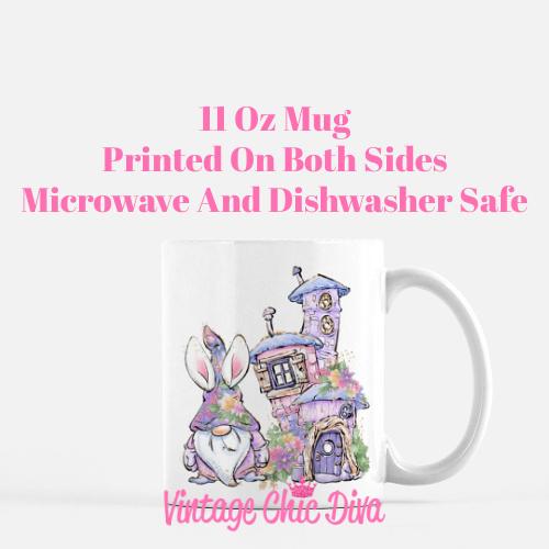 Easter Gnomes10 Coffee Mug-