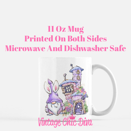 Easter Gnomes11 Coffee Mug-