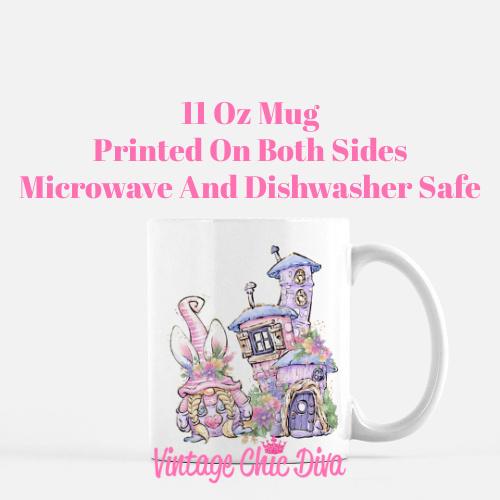 Easter Gnomes12 Coffee Mug-