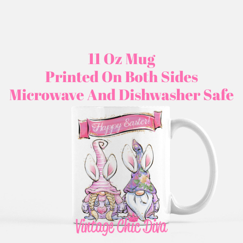 Easter Gnomes1 Coffee Mug-