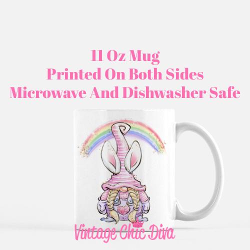 Easter Gnomes25 Coffee Mug-