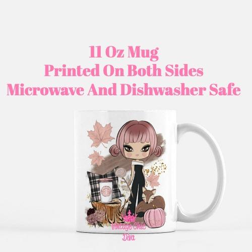 Fall Girl34 Coffee Mug-