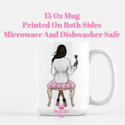 Fashion Girl Vanity12 Coffee Mug-