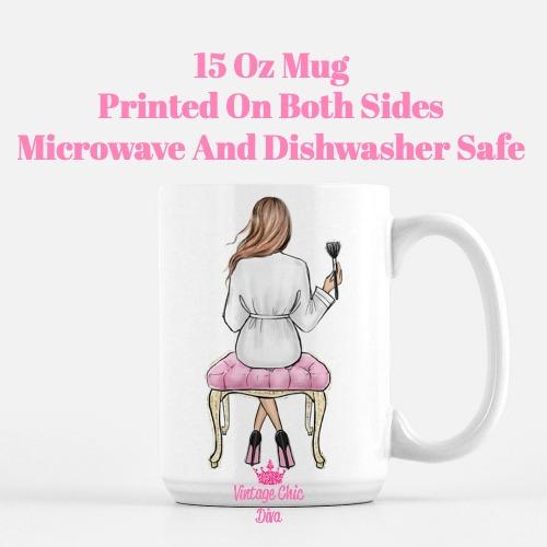 Fashion Girl Vanity9 Coffee Mug-
