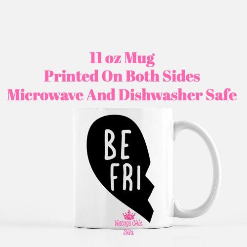 Friends Quote1 Coffee Mug-