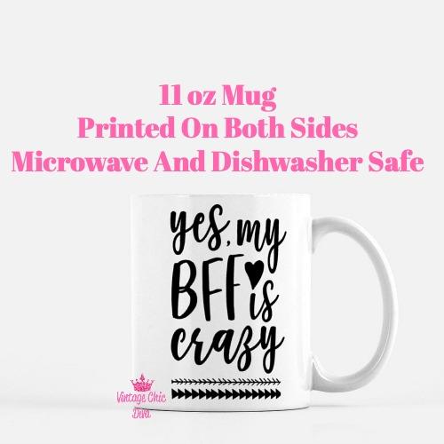 Friends Quote22 Coffee Mug-