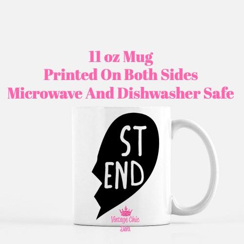 Friends Quote23 Coffee Mug-