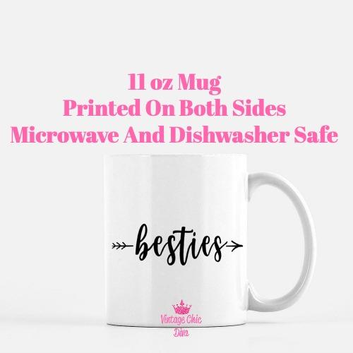 Friends Quote2 Coffee Mug-