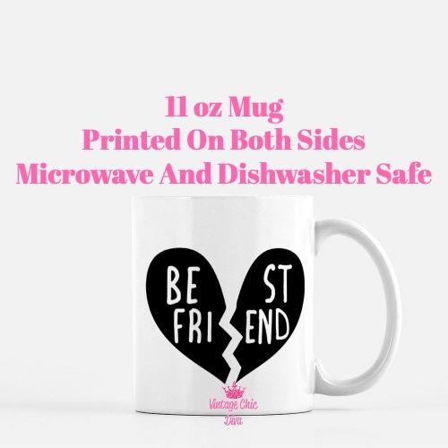 Friends Quote5 Coffee Mug-