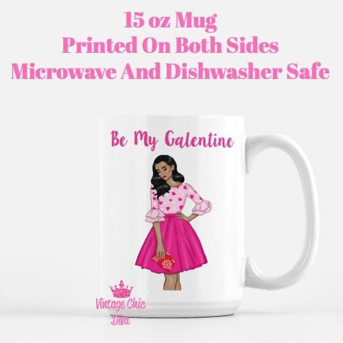 Galentine Girl16 Coffee Mug-