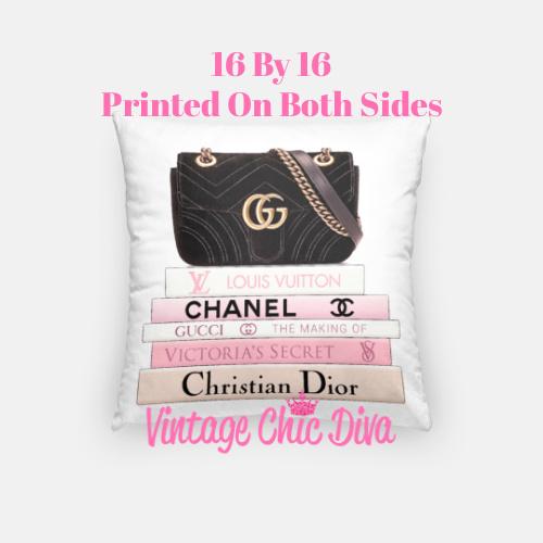 Gucci Handbag3 Pillow Case-