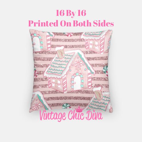 Holiday11 Pillow Case-