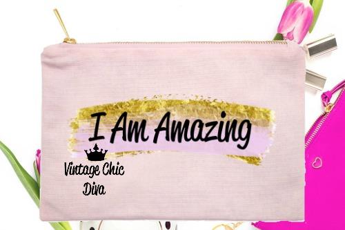I Am Amazing2 Pink-