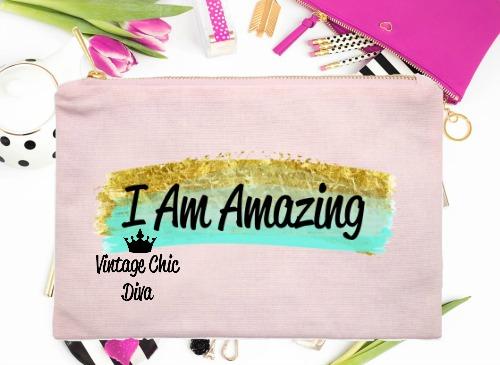 I Am Amazing3 Pink-