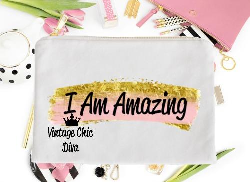 I Am Amazing4 White-