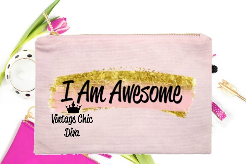 I Am Awesome4 Pink-
