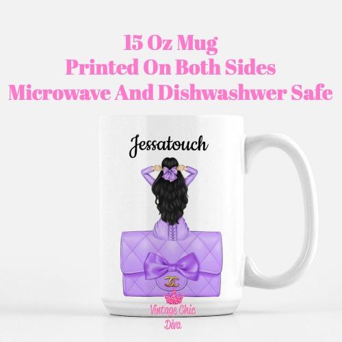 Custom Coffee Mug Jessa-