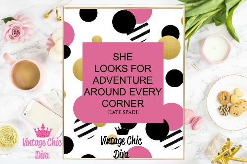 Kate Spade Quote3 Dots Background-