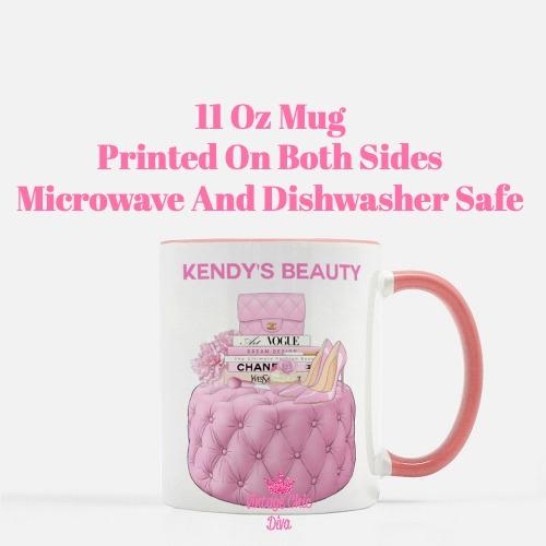 Custom Coffee Mug Kendy-