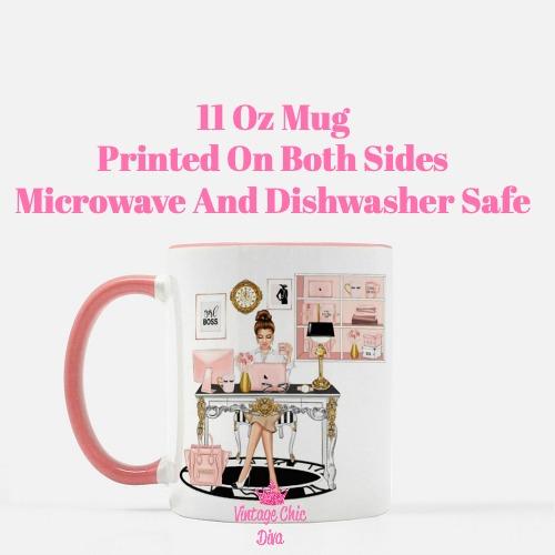 Custom Coffee Mug Elizabeth S-