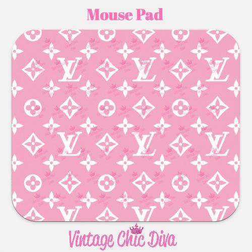 Louis Vuitton5 Mouse Pad-