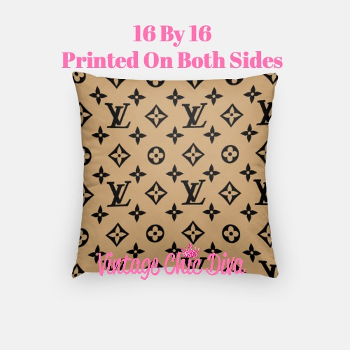 Louis Vuitton Design10 Pillow Case-