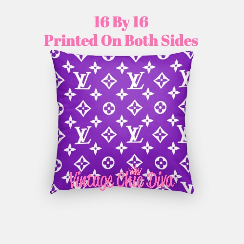 Louis Vuitton Design13 Pillow Case-