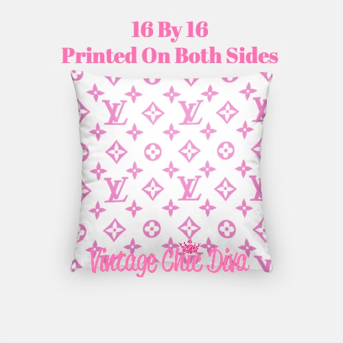 Louis Vuitton Design14 Pillow Case-
