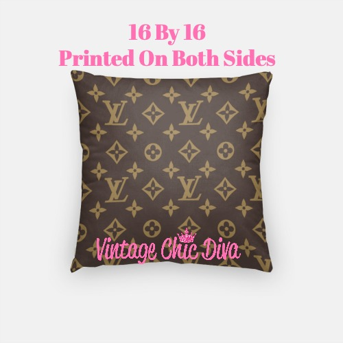 Louis Vuitton Design15 Pillow Case-