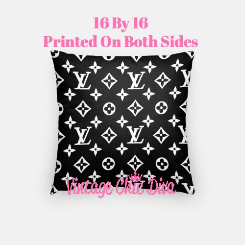 Louis Vuitton Design4 Pillow Case-