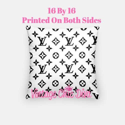 Louis Vuitton Design5 Pillow Case-