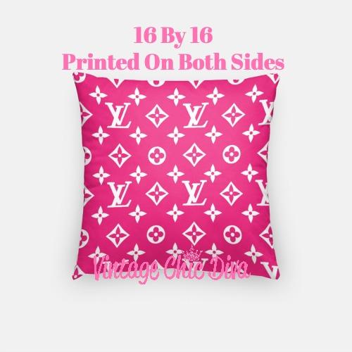 Louis Vuitton Design6 Pillow Case-
