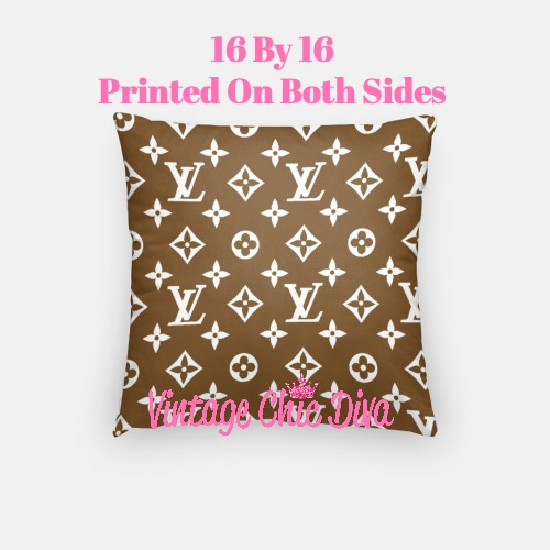 Louis Vuitton Design9 Pillow Case-