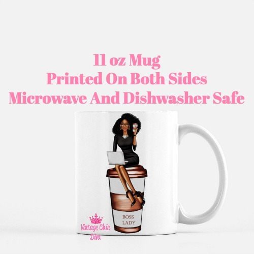 Louis Vuitton Girl15 Coffee Mug-