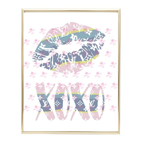 Louis Vuitton Lip Set2 Wh Bg-
