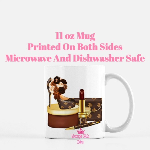 Louis  Vuitton Set1 Coffee Mug-