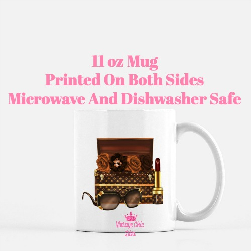 Louis Vuitton Set2 Coffee Mug-