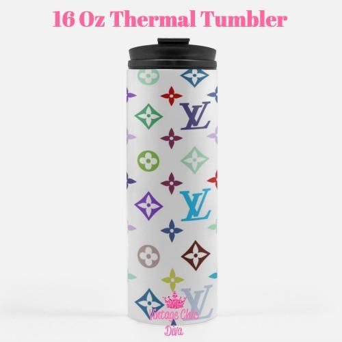 LV Pattern11 Tumbler-