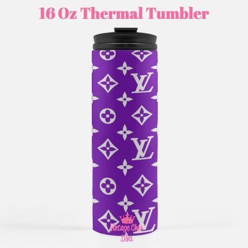 LV Pattern12 Tumbler-