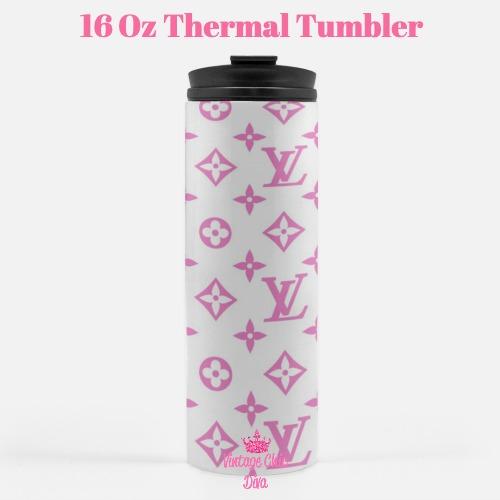 LV Pattern14 Tumbler-