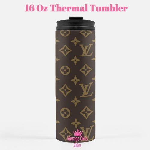 LV Pattern15 Tumbler-