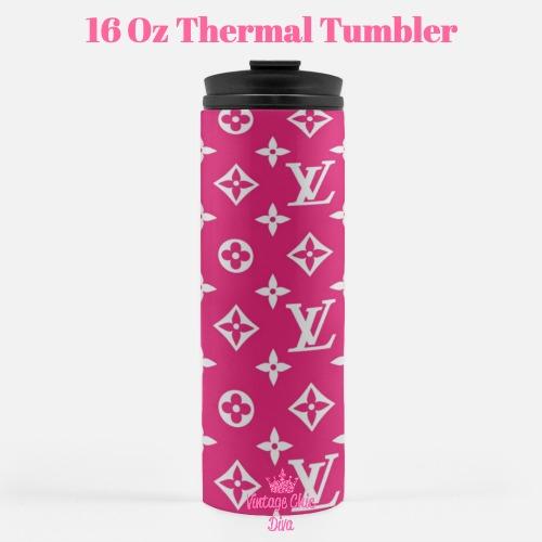 LV Pattern5 Tumbler-