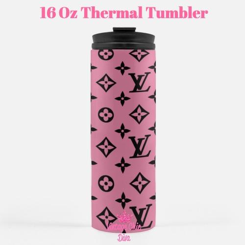 LV Pattern6 Tumbler-