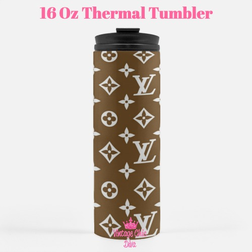 LV Pattern8 Tumbler-