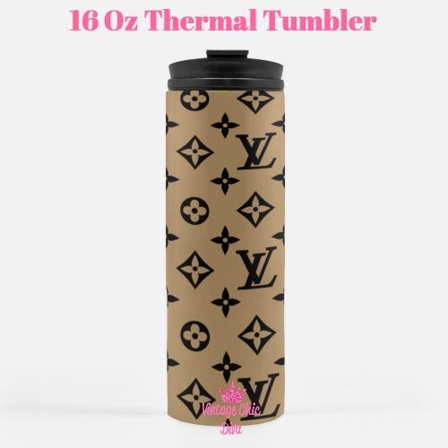 LV Pattern9 Tumbler-