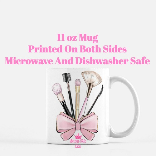 Makeup Set1 Coffee Mug-